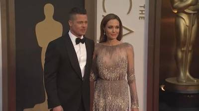 News video: Angelina Jolie Will Return to the Big Screen Alongside Brad Pitt